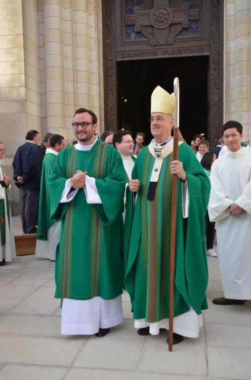 Tours : Monseigneur Aubertin